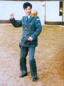 Fotografija srpskog policajca pronadjena nakon oslobodjenja