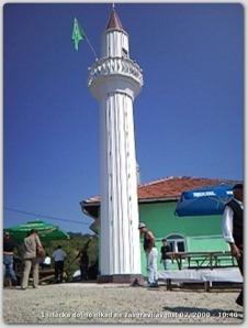 Nova džamija na Oraškom Gradu